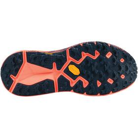 Hoka One One Speedgoat 2 - Zapatillas running Mujer - rojo/azul